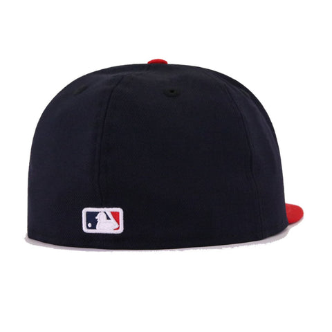 Washington Nationals Navy Scarlet 2020 New Era 59Fifty Fitted