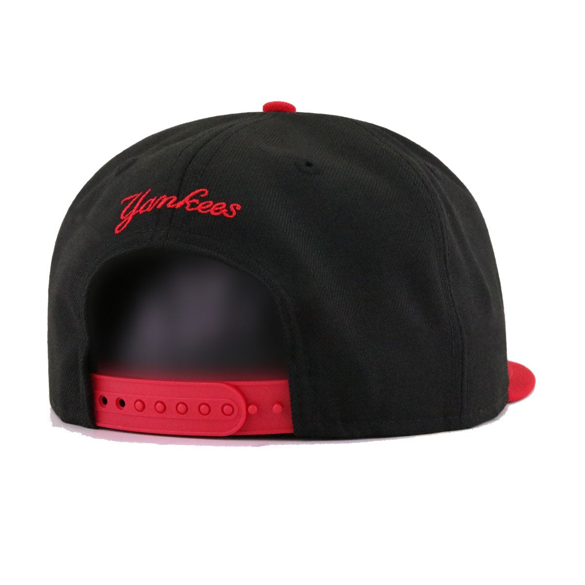 New York Yankees Black Scarlet v2 New Era 9Fifty Snapback
