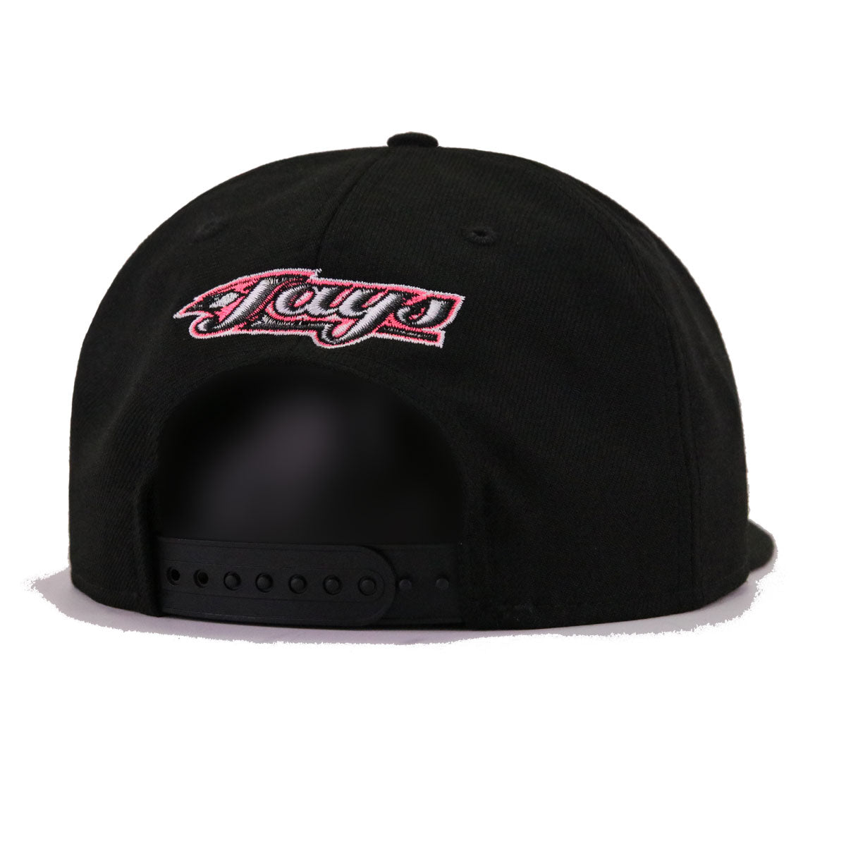 Toronto Blue Jays Black Infrared New Era 9Fifty Snapback