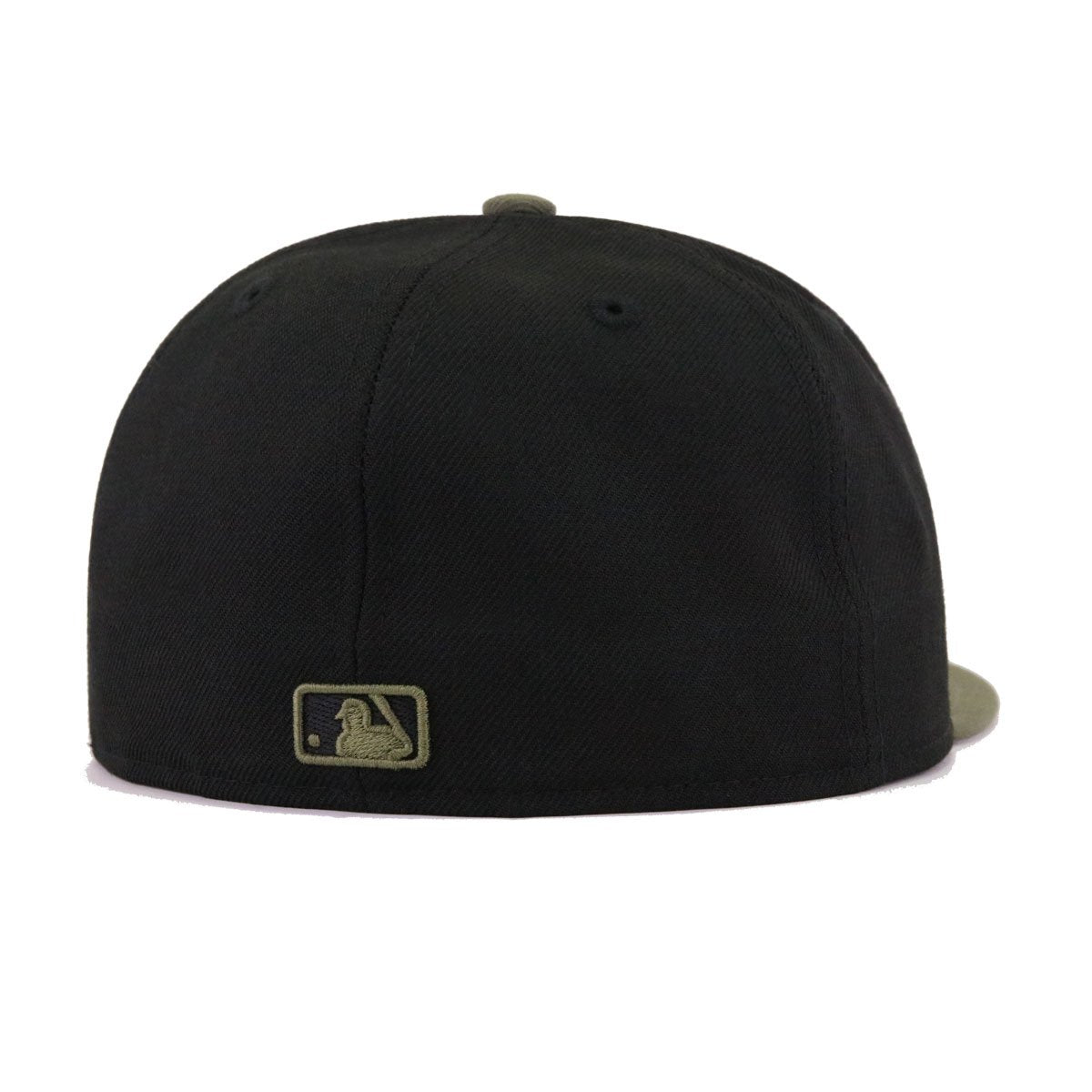 New York Yankees Black New Olive New Era 59Fifty Fitted