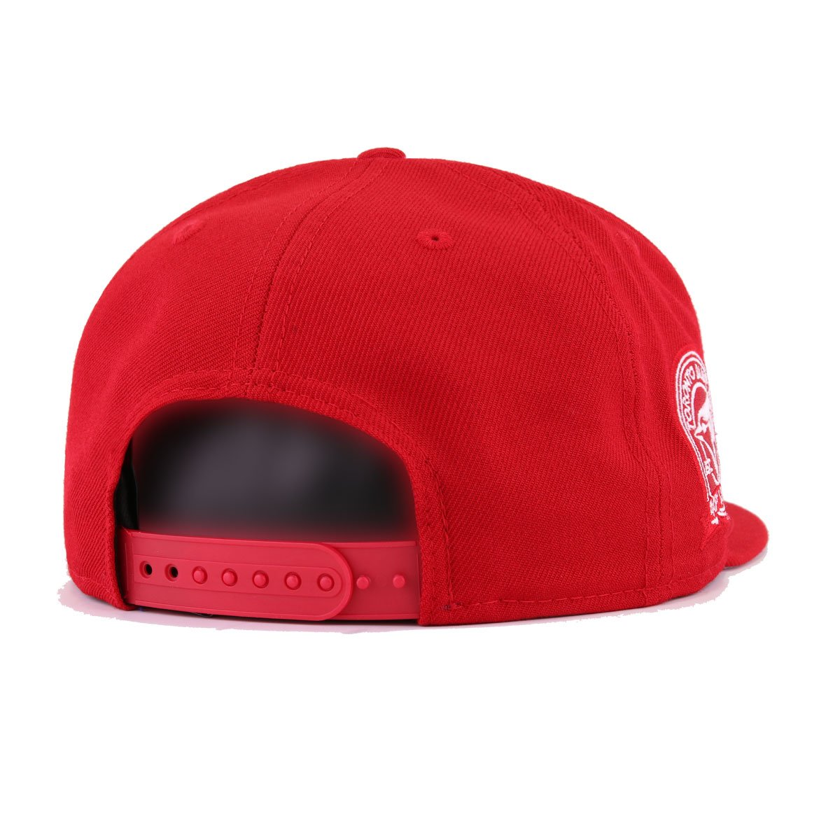 Toronto Blue Jays Scarlet 40th Anniversary New Era 9Fifty Snapback