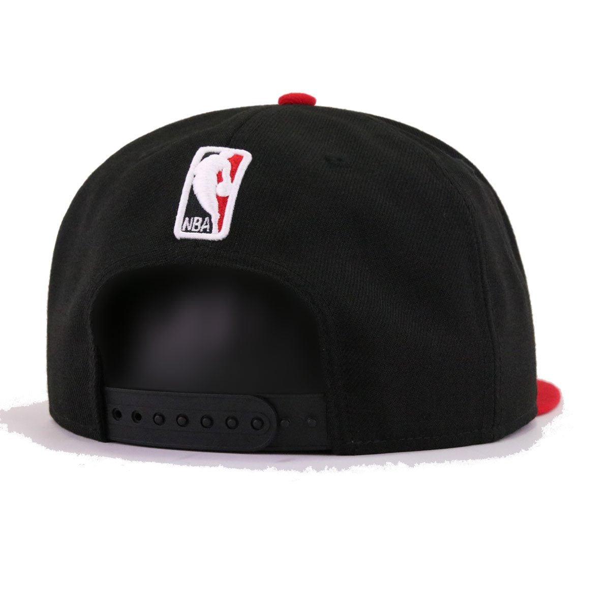 Houston Rockets Black Scarlet New Era 9Fifty Snapback