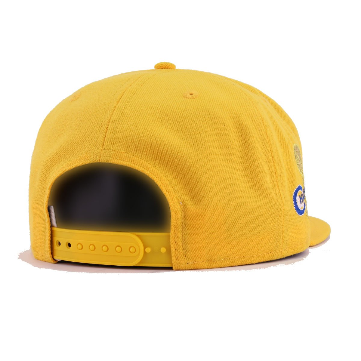 Golden State Warriors A's Gold Light Royal Blue 2015 NBA Finals Champion New Era 9Fifty Snapback