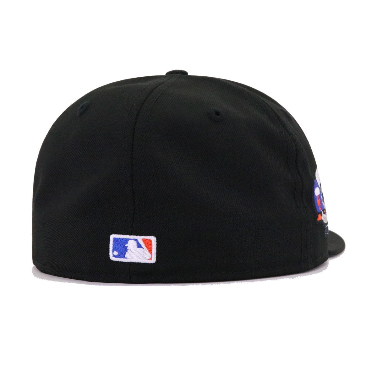 New York Mets Black New Subway Series New Era 59Fifty Fitted