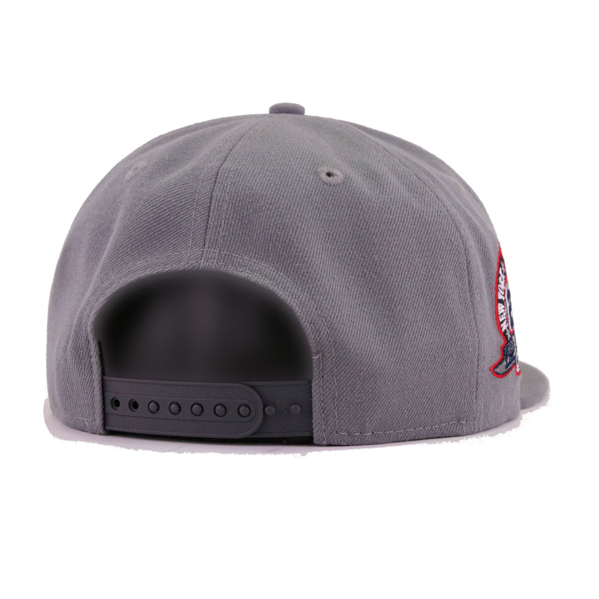 New York Yankees Storm Grey Tophat New Era 9Fifty Snapback