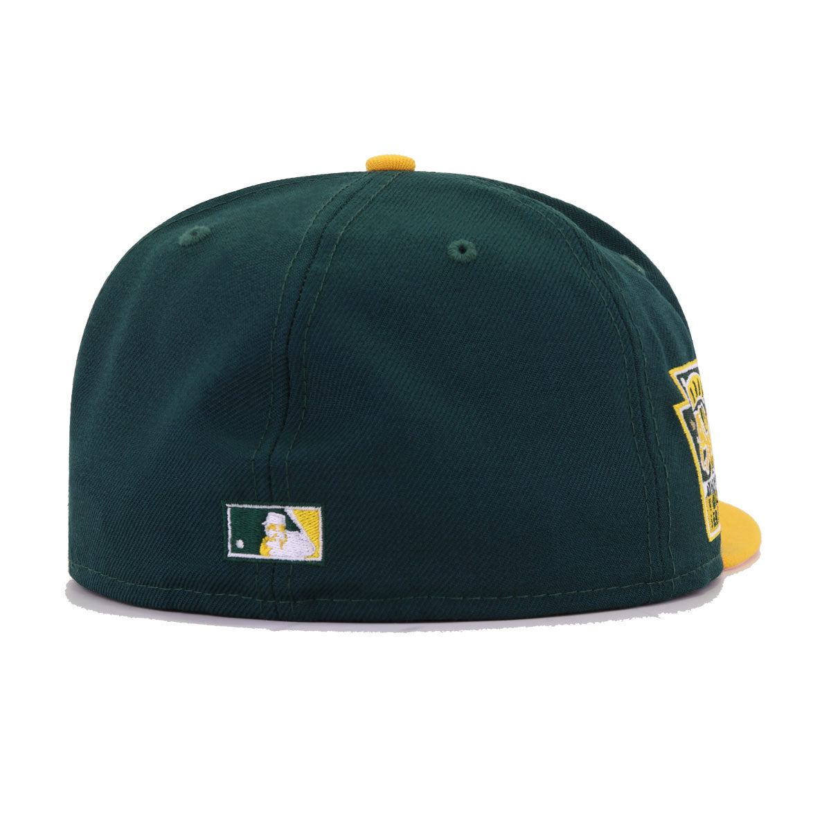 Philadelphia Athletics Dark Green A's Gold 1929 World Series Pink Bottom New Era 59Fifty Fitted