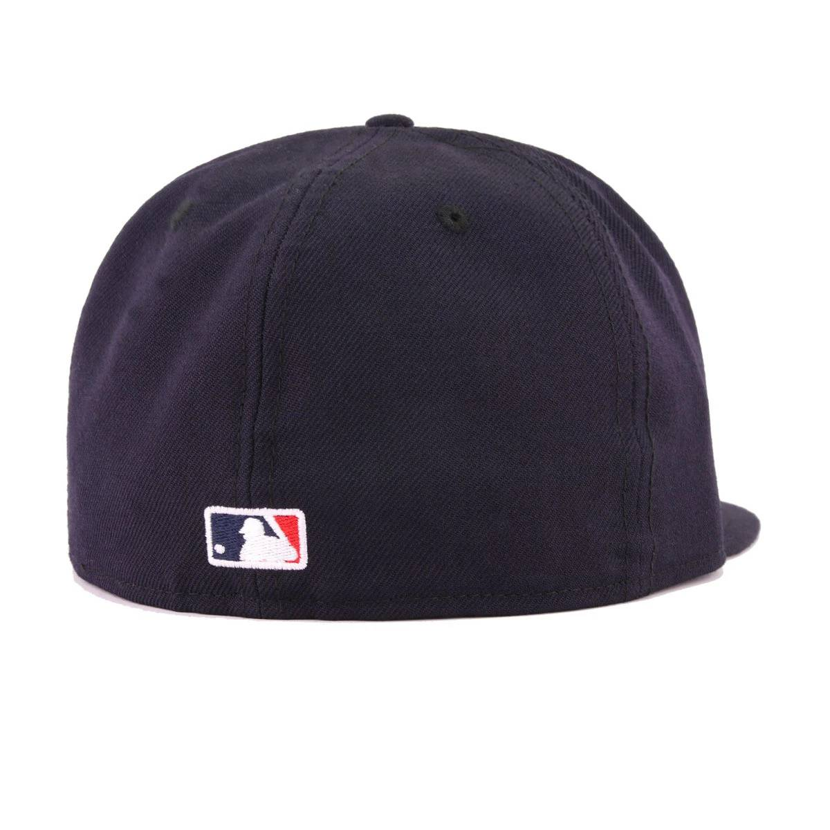 New York Yankees Navy Cooperstown 2000 World Series New Era 59Fifty Fitted