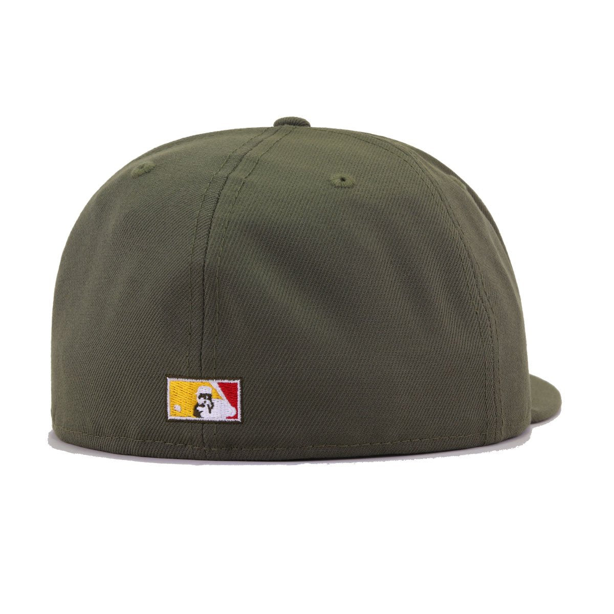 California Angels New Olive Cooperstown New Era 59Fifty Fitted