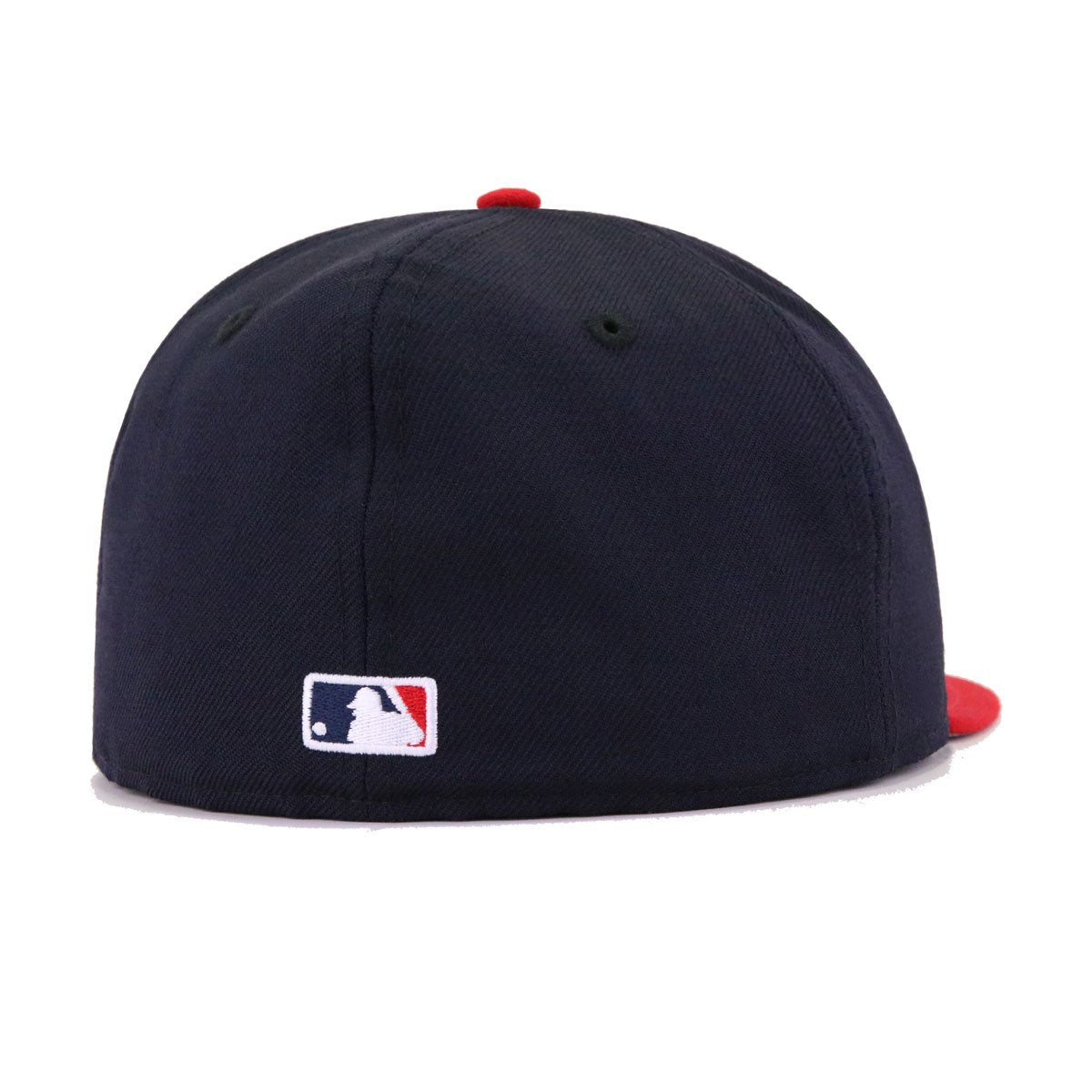 Atlanta Braves Navy Scarlet 2000 All Star Game New Era 59Fifty Fitted