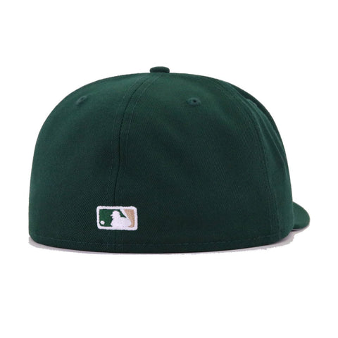 San Diego Padres Dark Green New Era 59FIfty Fitted
