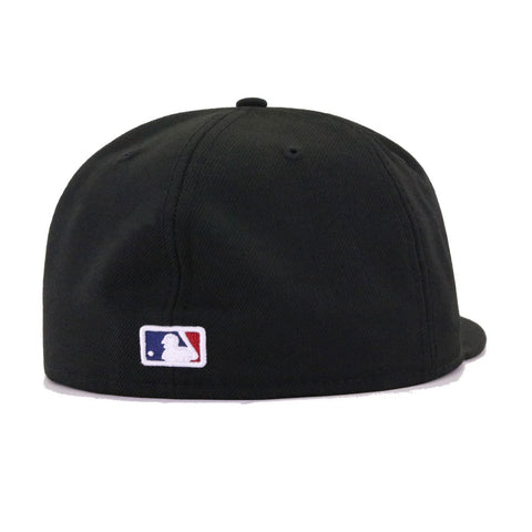 Colorado Rockies Black Snowslide New Era 59Fifty Fitted