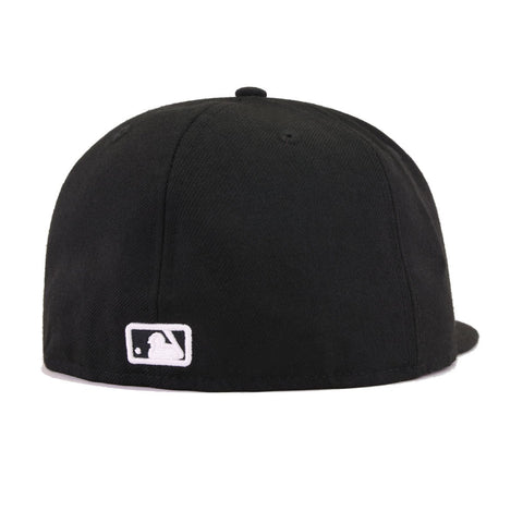 Los Angeles Dodgers Black New Era 59Fifty Fitted