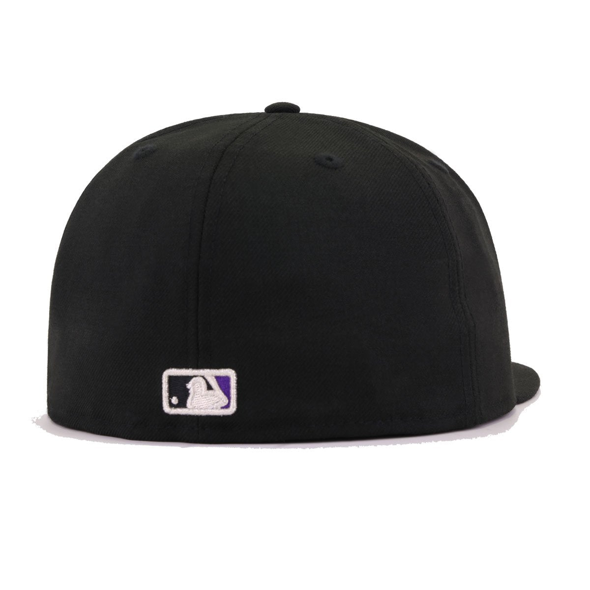 Colorado Rockies Black Batting Practice New Era 59Fifty Fitted
