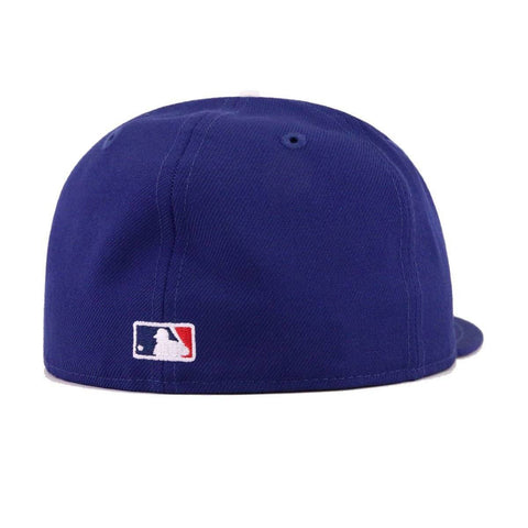 Los Angeles Dodgers Dark Royal Cooperstown AC New Era 59Fifty Fitted