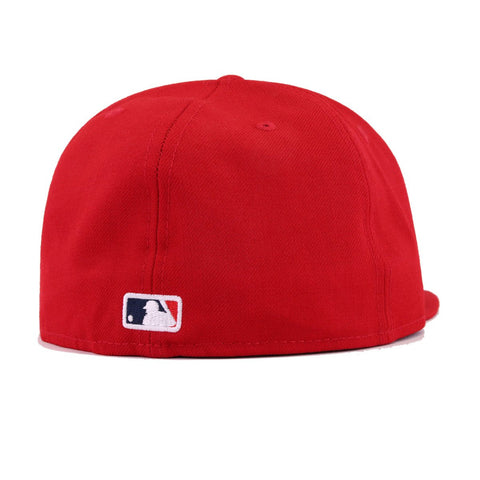 St Louis Cardinals Scarlet New Era 59Fifty Fitted