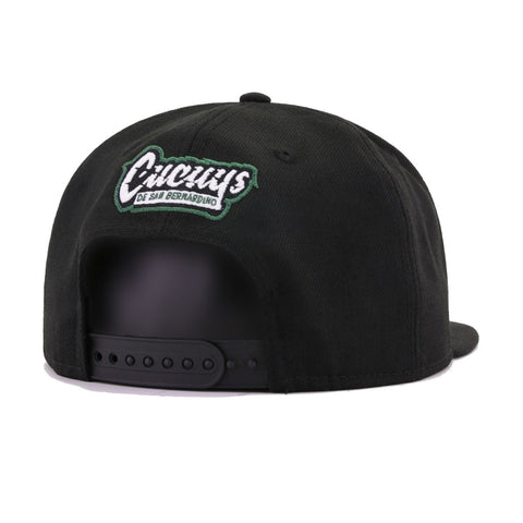 Inland Empire 66ers Black La Copa San Bernadino Cucuys New Era 9Fifty Snapback