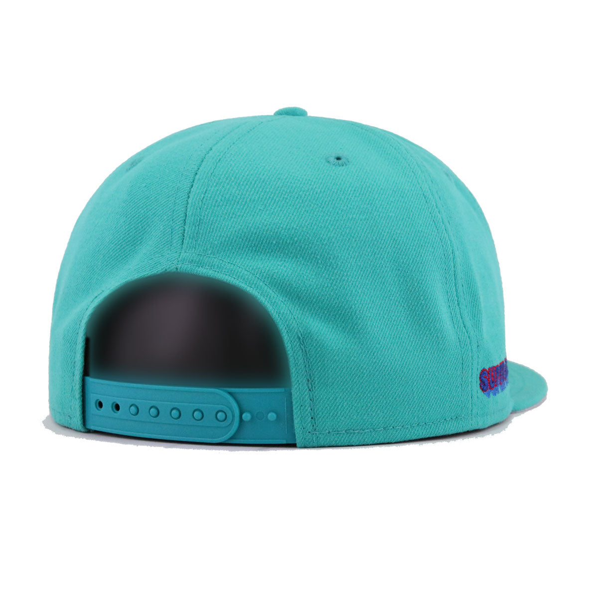 Miami Dolphins Teal Breeze Super Bowl 7 New Era 9Fifty Snapback