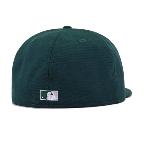 Philadelphia Phillies Dark Green Cooperstown New Era 59Fifty Fitted