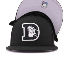 Denver Broncos Legacy Black New Era 59Fifty Fitted