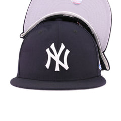 New York Yankees Navy Cooperstown Subway Series New Era 59Fifty Fitted