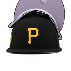 Pittsburgh Pirates Black 1971 World Series New Era 59Fifty Fitted
