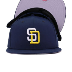 San Diego Padres Oceanside Blue 2016 All Star Game New Era 9Fifty Snapback