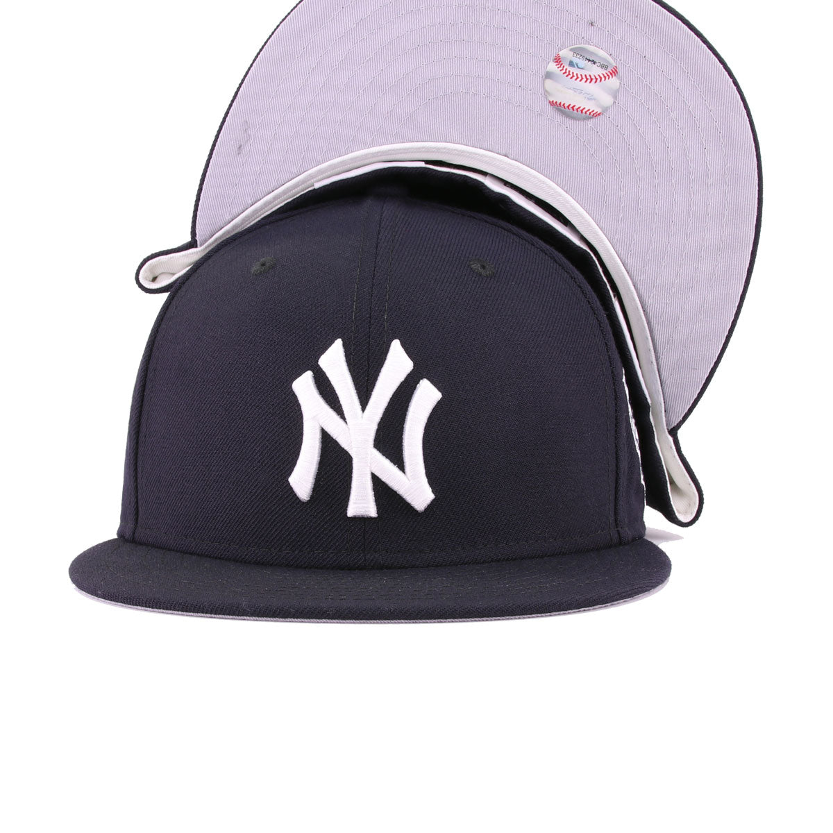 fba6fc9687140 New York Yankees Navy Cooperstown 2000 World Series New Era 59Fifty Fitted