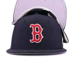 Boston Red Sox Navy 2004 World Series New Era 59Fifty Fitted