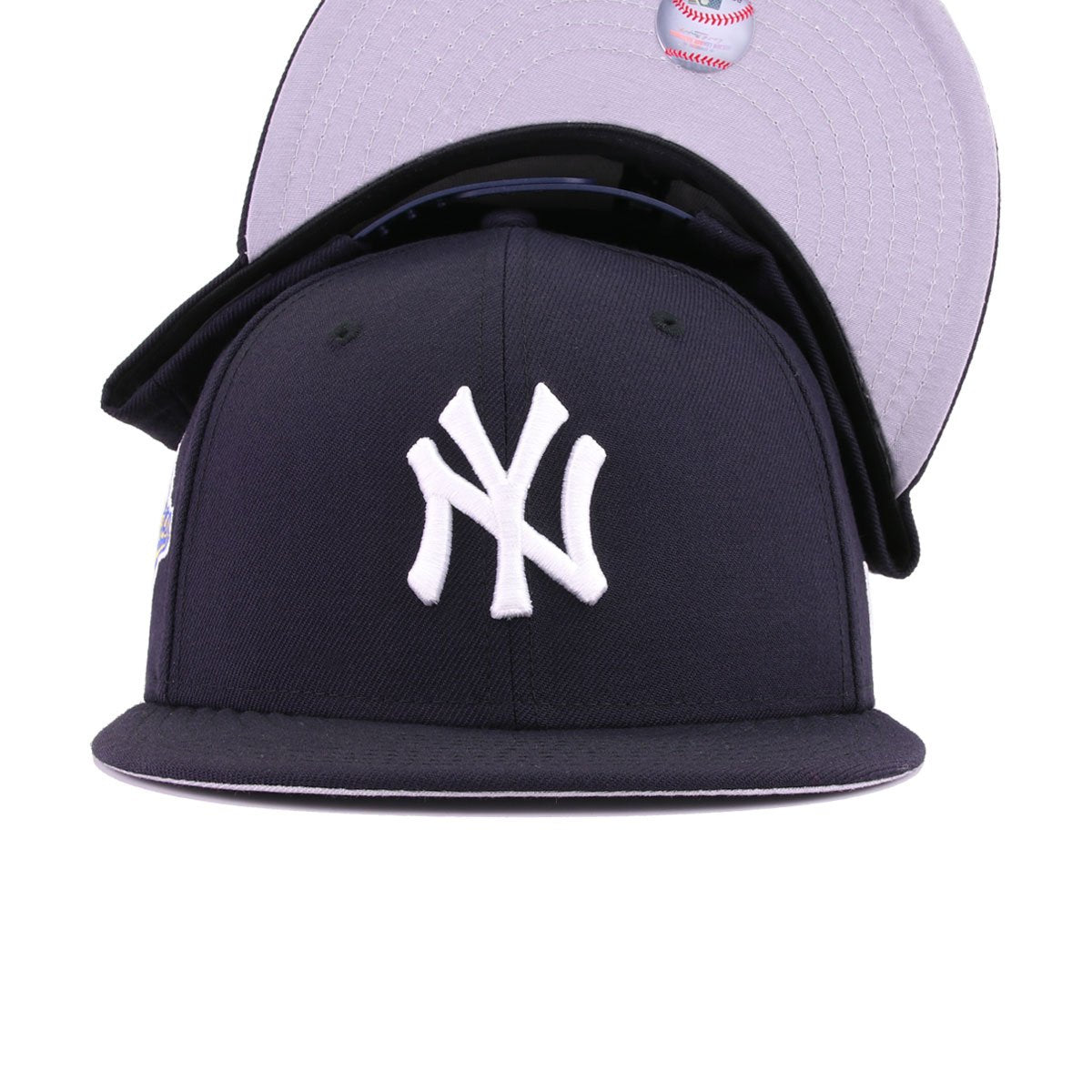 New York Yankees Navy Cooperstown 1996 World Series New Era 9Fifty Snapback