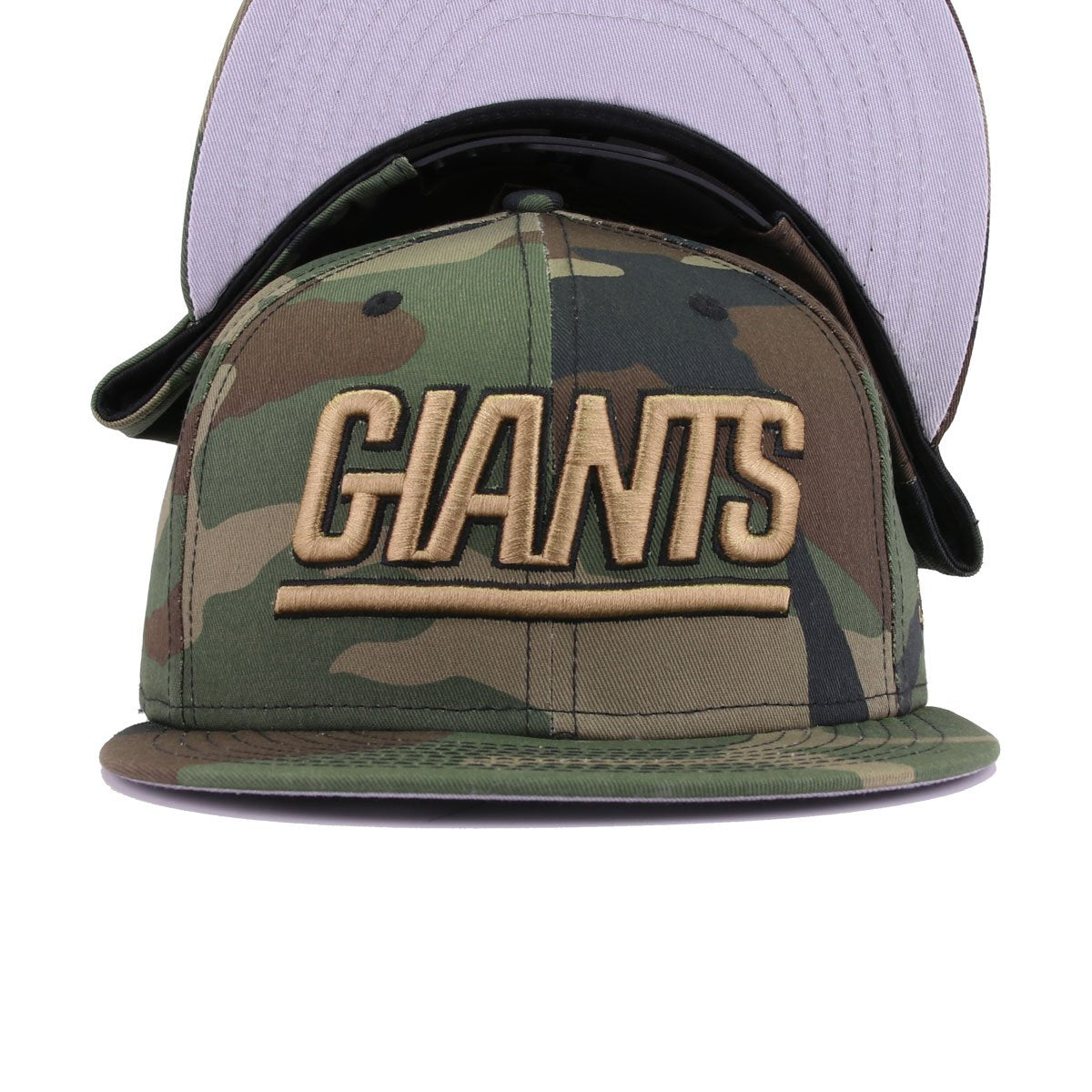 8a383dc63 ... hot new york giants woodland camouflage wordmark new era 9fifty  snapback 5f258 ffdb6