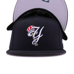 Scranton Wilkes Barre Yankees Navy New Era 59Fifty Fitted