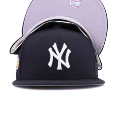 New York Yankees Navy 2009 World Series New Era 59Fifty Fitted
