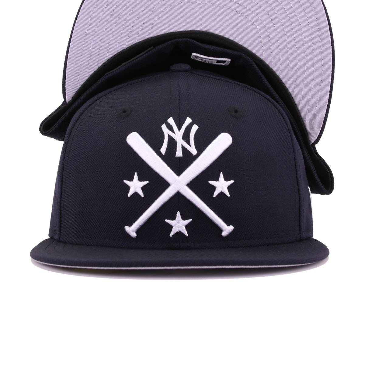 New York Yankees Navy 2019 All Star Game Workout v2 New Era 59Fifty Fitted