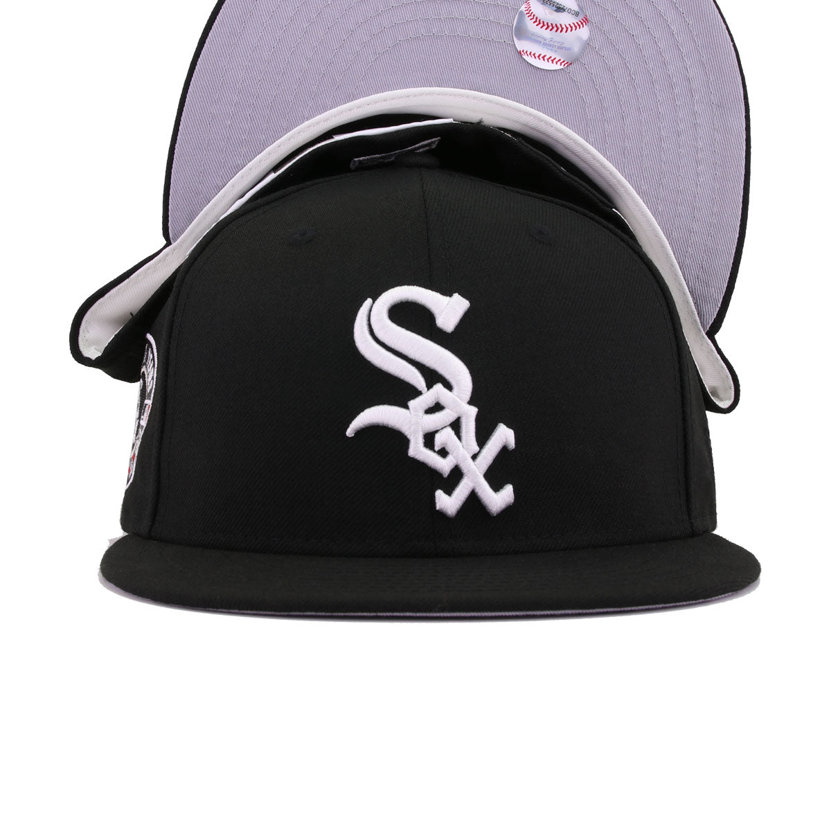 Chicago White Sox Black All Star Years New Era 59Fifty Fitted