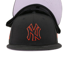 New York Yankees Black Tonal Camouflage New Era 9Fifty Snapback