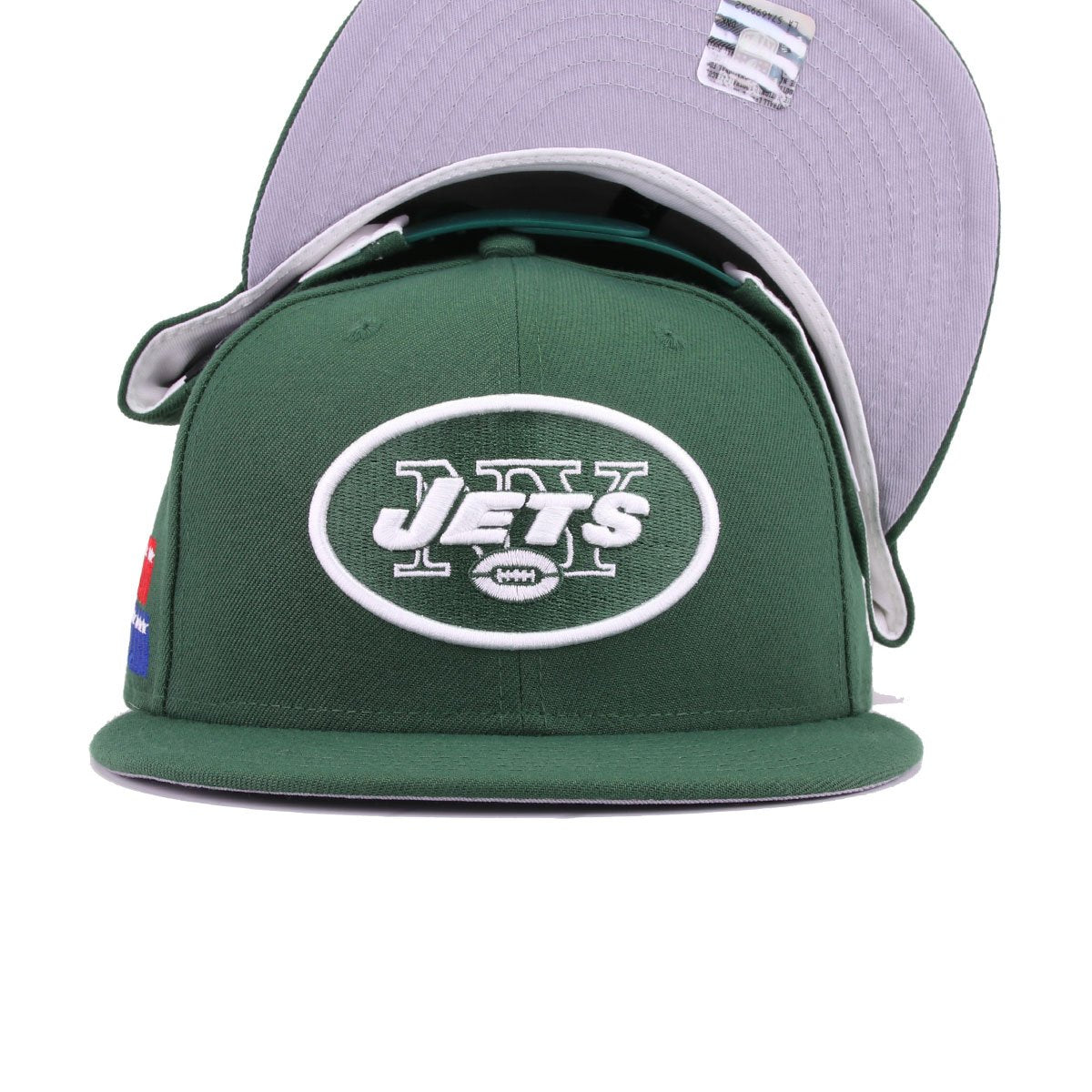 New York Jets Cilantro Green Super Bowl III New Era 9Fifty Snapback