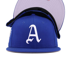 Philadelphia Athletics Light Royal Blue Cooperstown 1929 World Series New Era 9Fifty Snapback