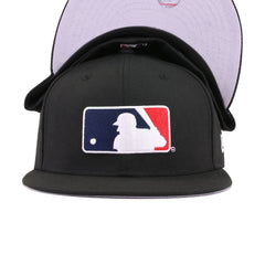 MLB Umpire Black New Era 59Fifty Fitted