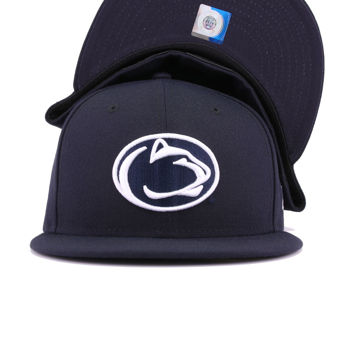 Penn State University Nittany Lions Navy New Era 59Fifty Fitted