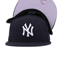 New York Yankees Navy Dominican Republic New Era 59Fifty Fitted