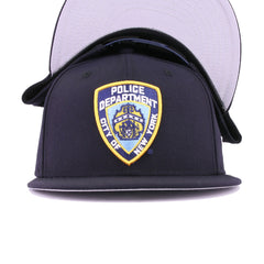 NYPD Navy Official New Era 9Fifty Snapback