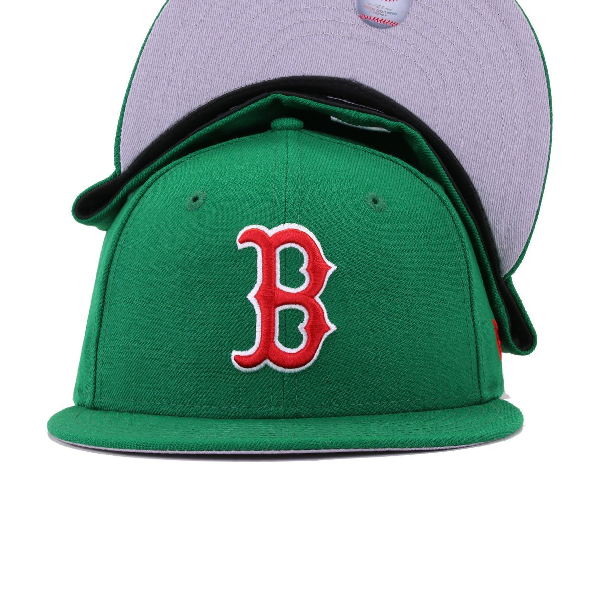 Boston Red Sox Kelly Green New Era 59Fifty Fitted