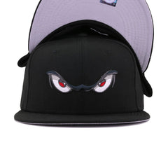 Lake Elsinore Storm Black New Era 59Fifty Fitted