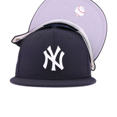 New York Yankees Navy Cooperstown 1999 World Series New Era 9Fifty Snapback