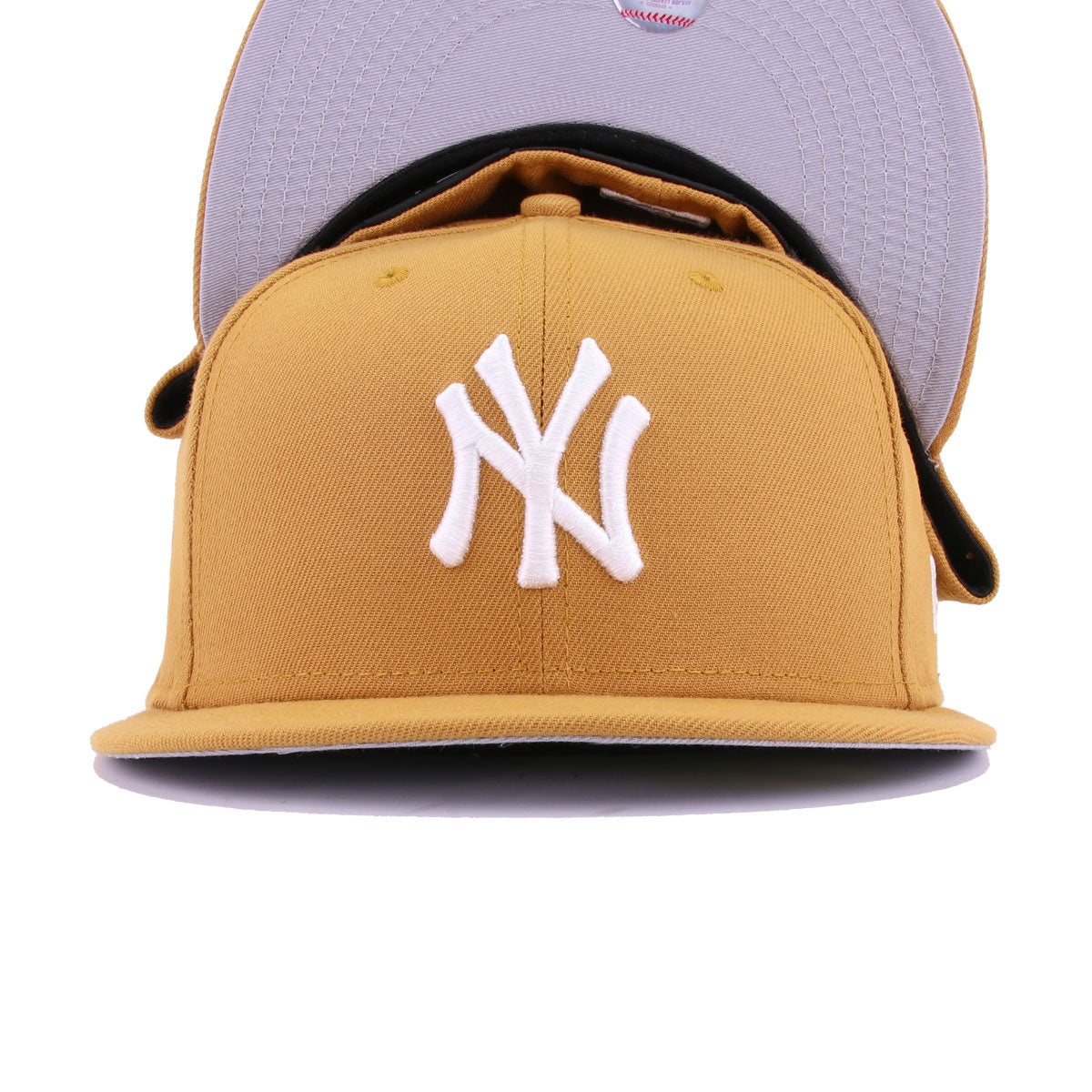 New York Yankees Panama Tan New Era 59Fifty Fitted