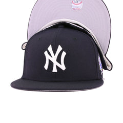 New York Yankees Navy Cooperstown 1998 World Series New Era 59Fifty Fitted