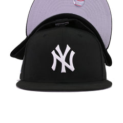 New York Yankees Black Subway Series New Era 59Fifty Fitted