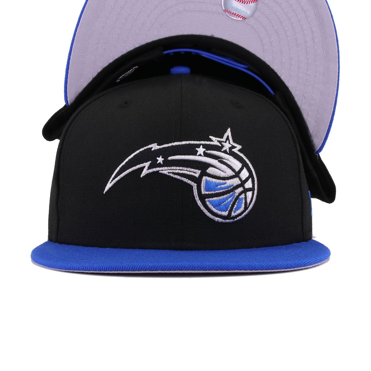 Orlando Magic Black Blue Azure New Era 9Fifty Snapback