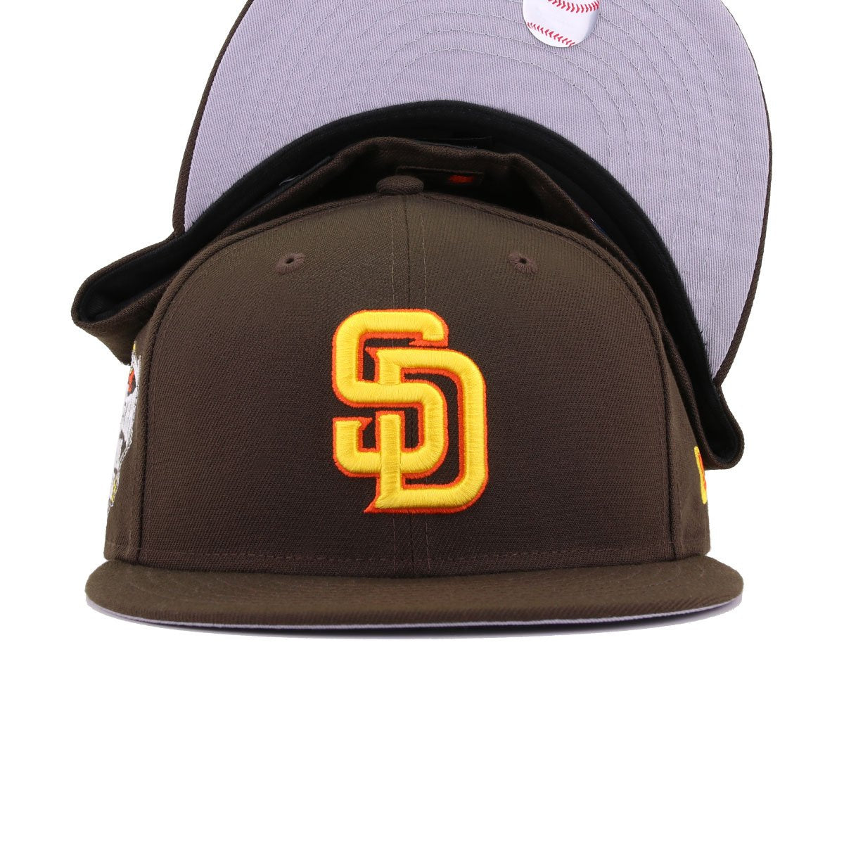 amazing selection professional sale exclusive shoes San Diego Padres Walnut 2016 All Star Game New Era 59Fifty Fitted
