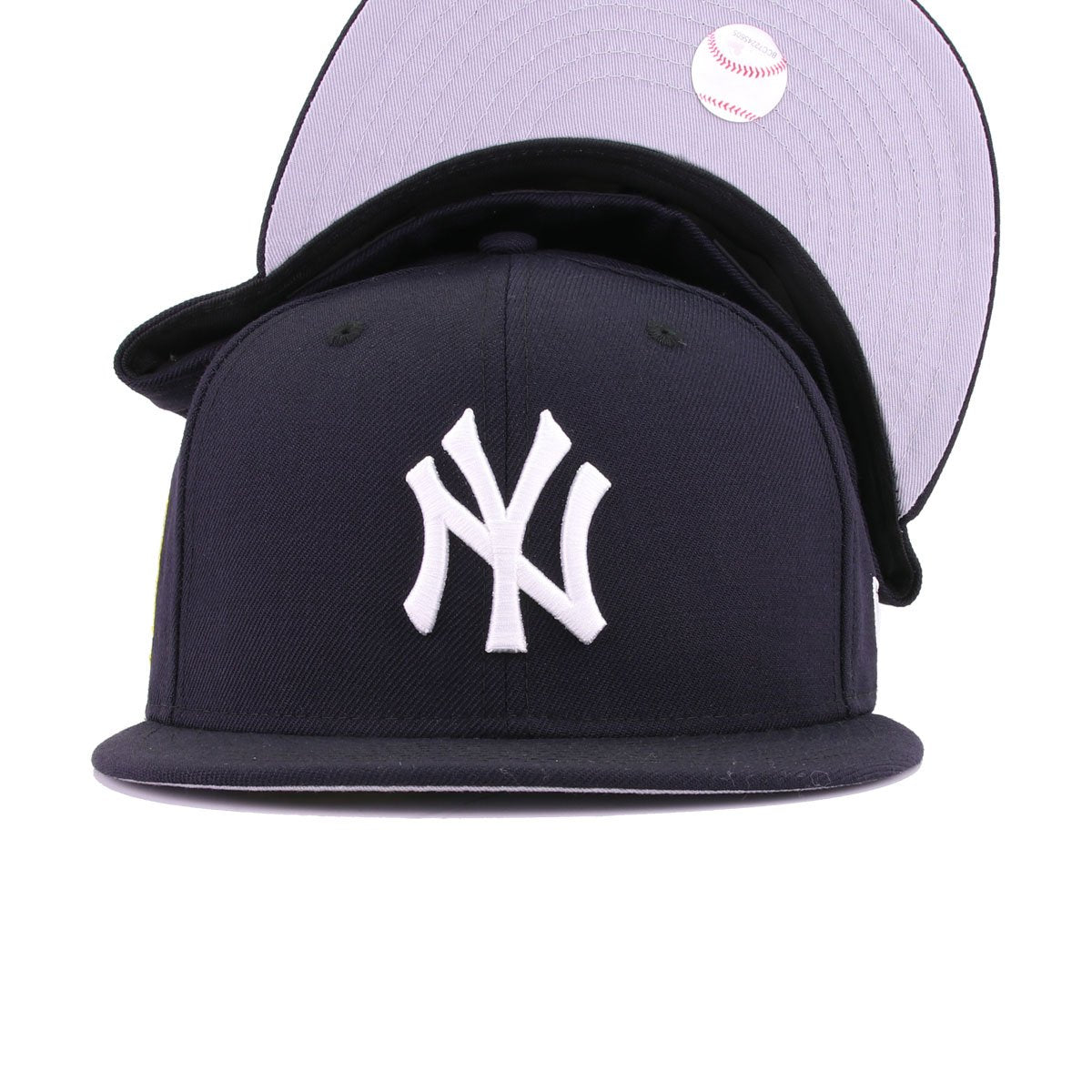 New York Yankees Navy NYPD Shield New Era 59Fifty Fitted d2c1e77c25d